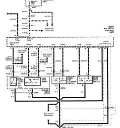 acura rl 2003 2004 wiring diagrams power locks 2004 acura rl fuse box location 1997 acura rl fuse box [ 1529 x 1885 Pixel ]