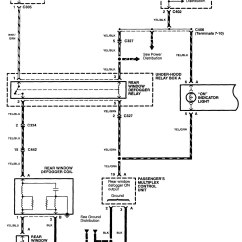 2004 Acura Tl Speaker Wiring Diagram Burglar Alarm Pdf Rear Defroster Fuse Replacement Youtube Autos Post