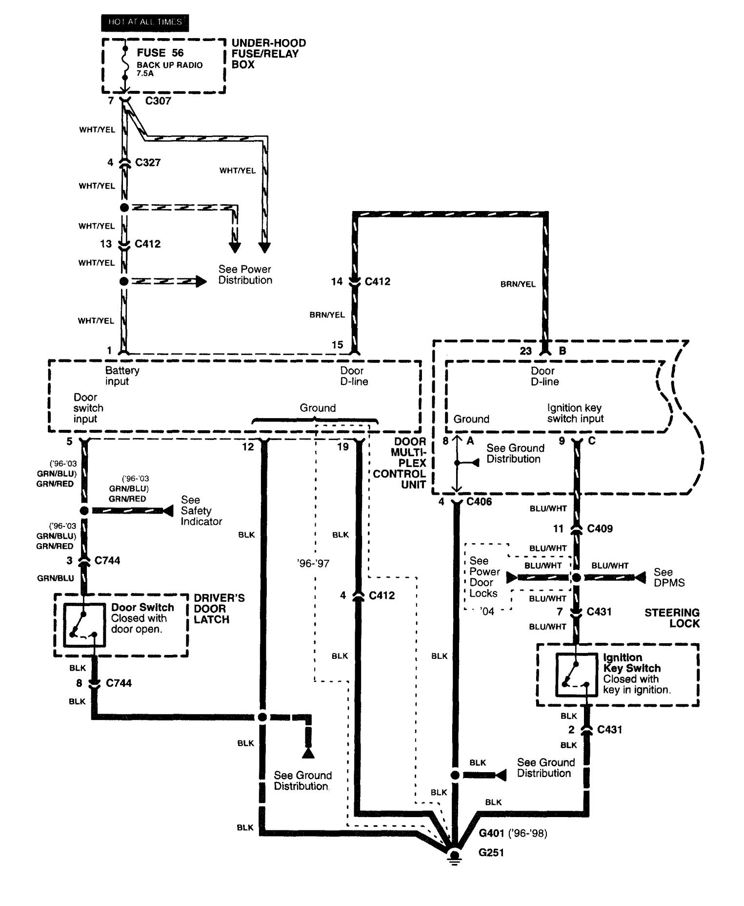 hight resolution of 03 monte carlo wiring diagram
