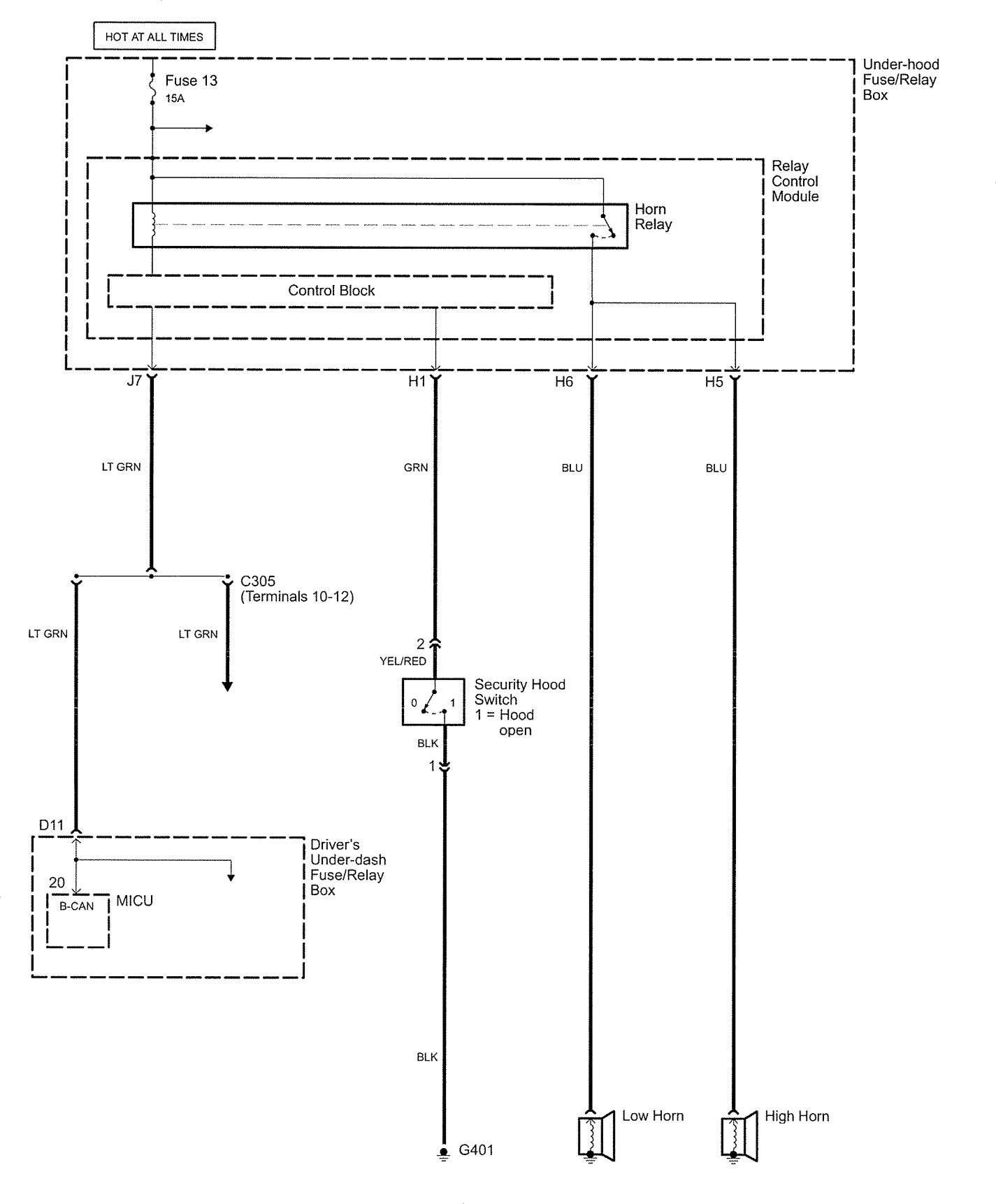 hight resolution of 2005 acura rl fuse box diagram 30 wiring diagram images 2005 acura rl fuse diagram 2005
