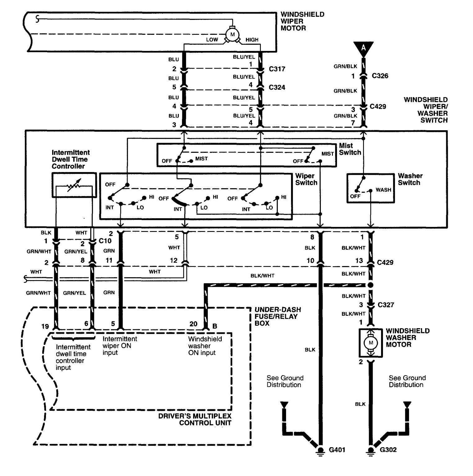 acura rsx wiring diagram 2003 automatic interlock