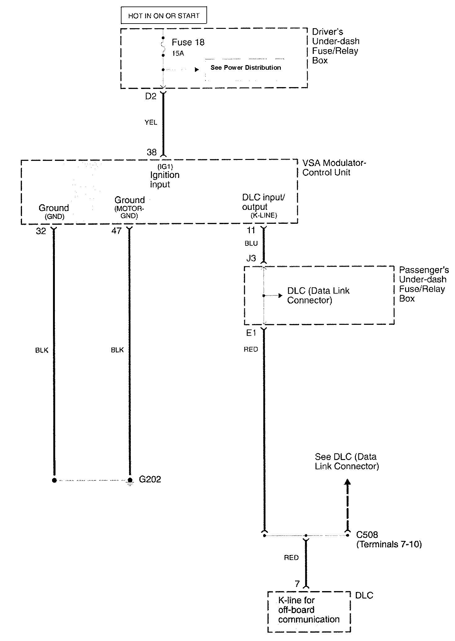 2010 honda insight wiring diagram