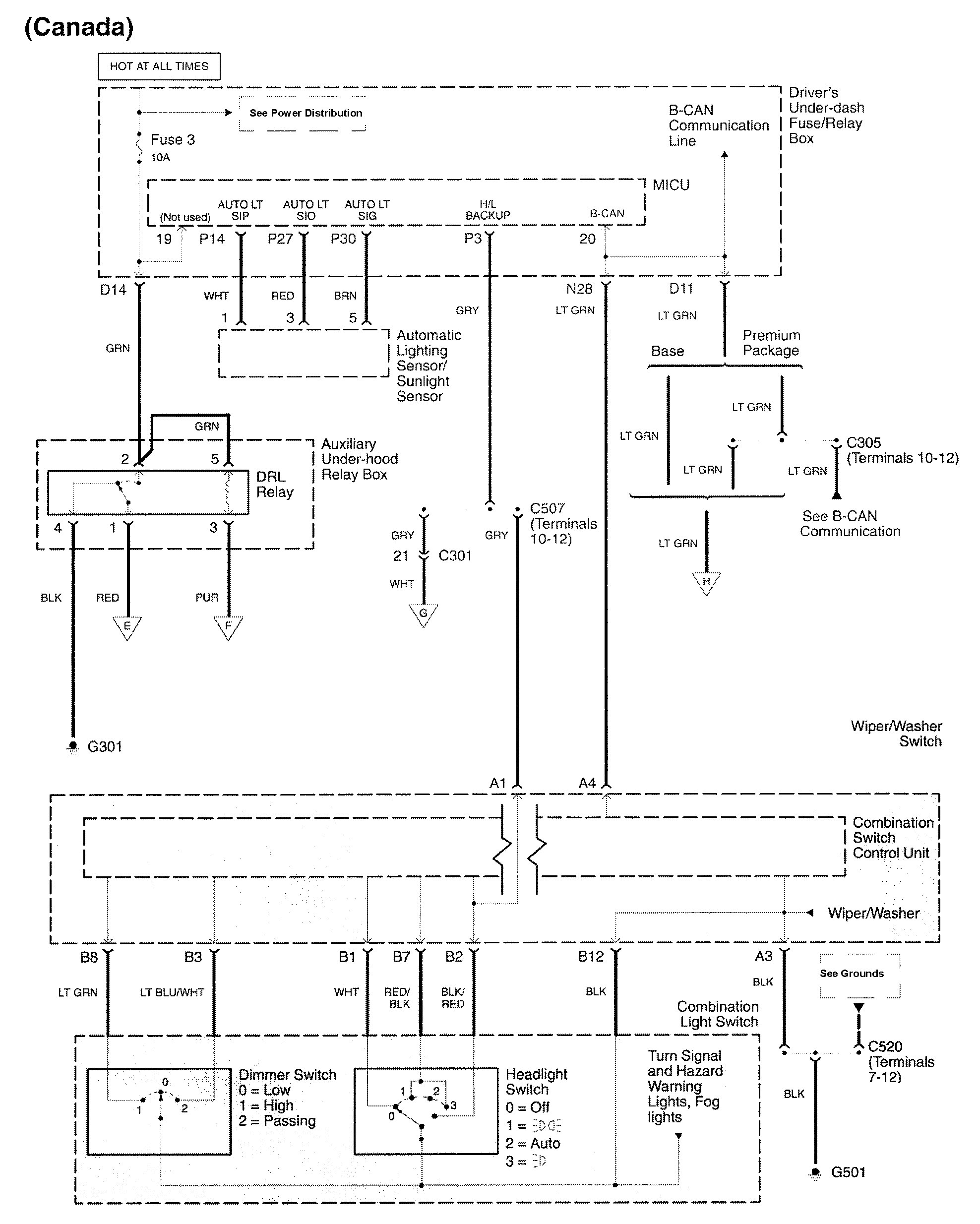 photocell lighting control wiring diagram 1997 ford diagrams lamp post motion light