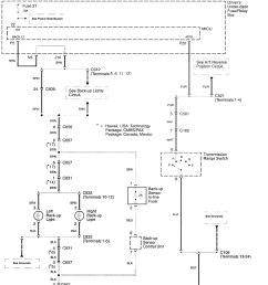 acura rl wiring diagram parking aid 1 2009 ford fusion parking sensor wiring hhr radio  [ 1976 x 2447 Pixel ]