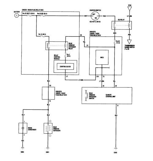 small resolution of 2006 honda ridgeline fuel pump wiring also 2006 acura rl parts wiring diagrams honda element fuse panel