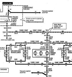 ford f53 wiring diagrams exterior lighting part 2  [ 1163 x 859 Pixel ]