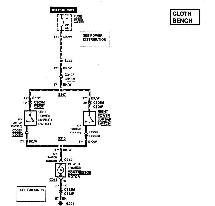 F53 Chis Wiring Diagrams Fairmont Wiring Diagram Wiring