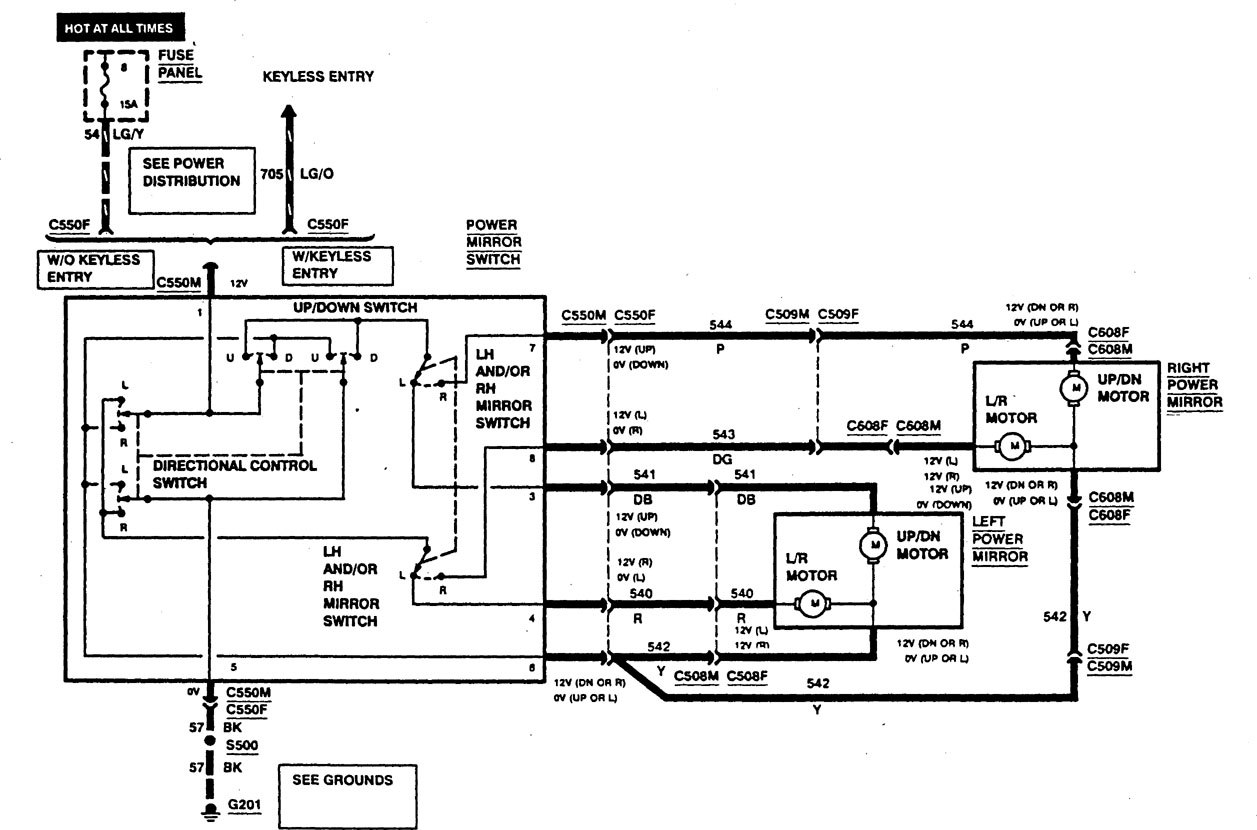 Ford F53 Wiring Ford F53 Wiring-Diagram 1997 F53 Wiring Diagram