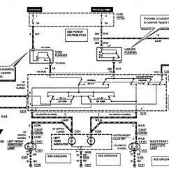 Lamp Wiring Diagram 4r70w Transmission Wire Ford F53 1997 Diagrams Stop Carknowledge