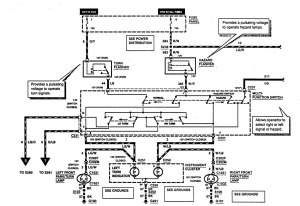 Ford F53 (1997)  wiring diagrams  stop lamp  CARKNOWLEDGE
