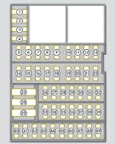 smart car horn wiring diagram gm alternator internal regulator fortwo (2016) – fuse box - carknowledge