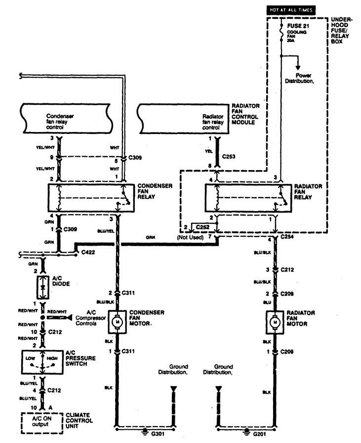 [DIAGRAM] 1997 Acura Cl Radio Wire Diagram FULL Version HD