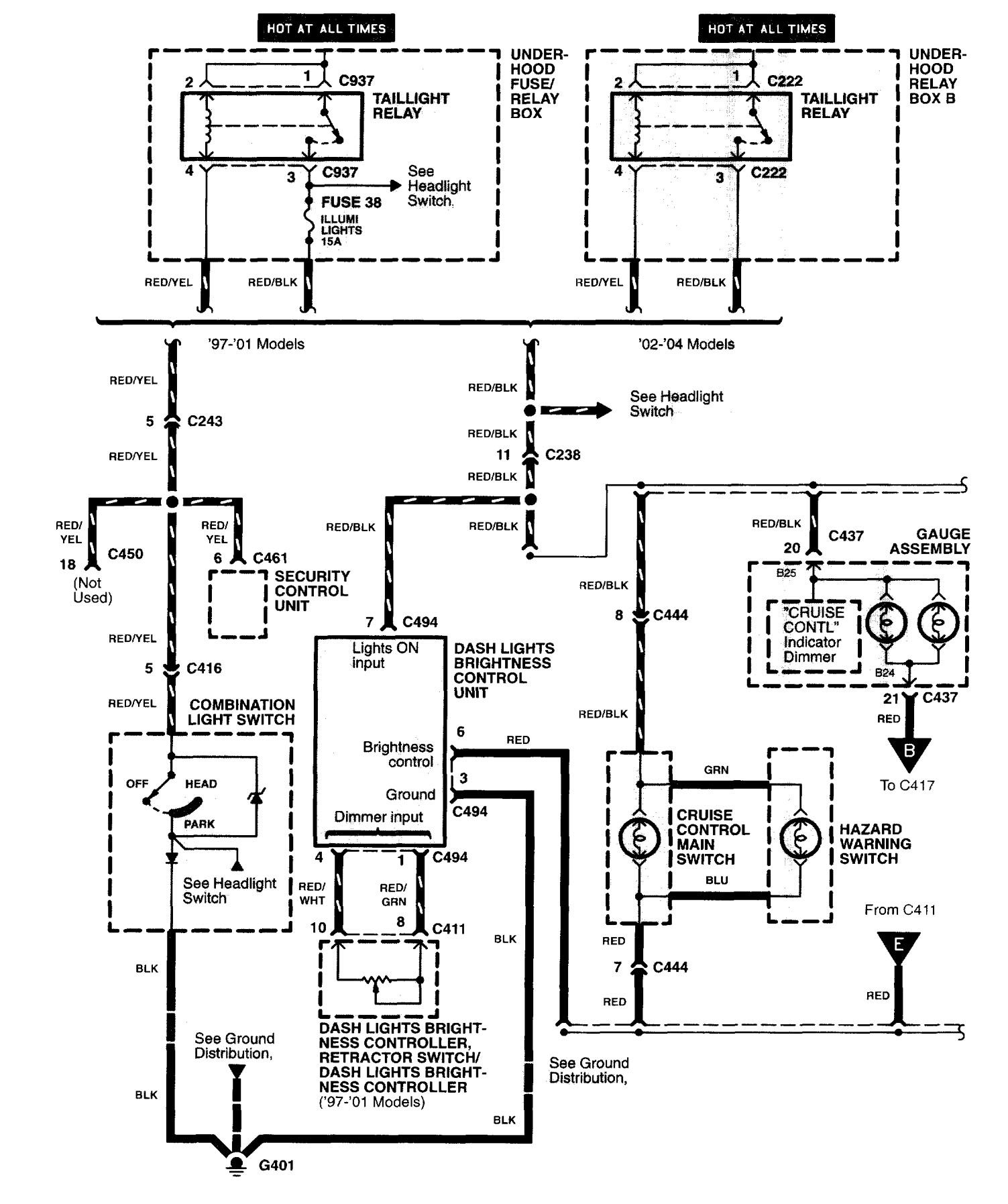 wiring diagram for 2005 ford expedition door