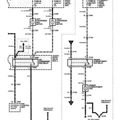 2005 Crf50 Wiring Diagram 70cc Pit Bike Acura Nsx 1997 Diagrams Cooling Fans