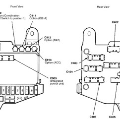 Tracing Of Panel Wiring Diagram An Alternator Image For Two 3 Way Dimmer Switches Acura Nsx 1997 2004 Diagrams Fuse
