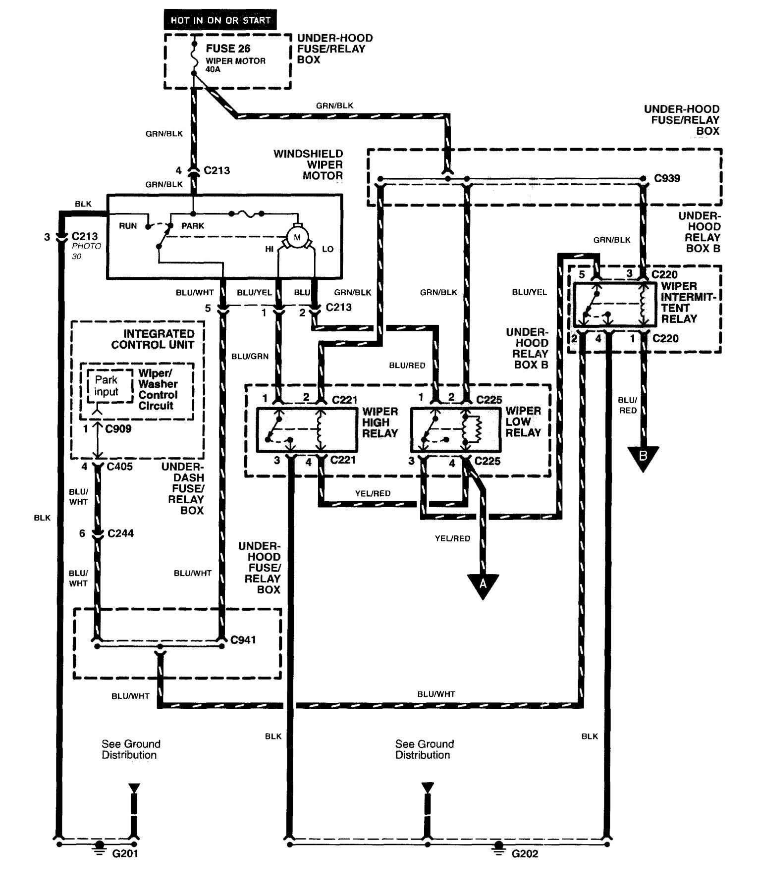 Wiper Washer Wiring Diagram Kenwood Kdc 155u Wiring