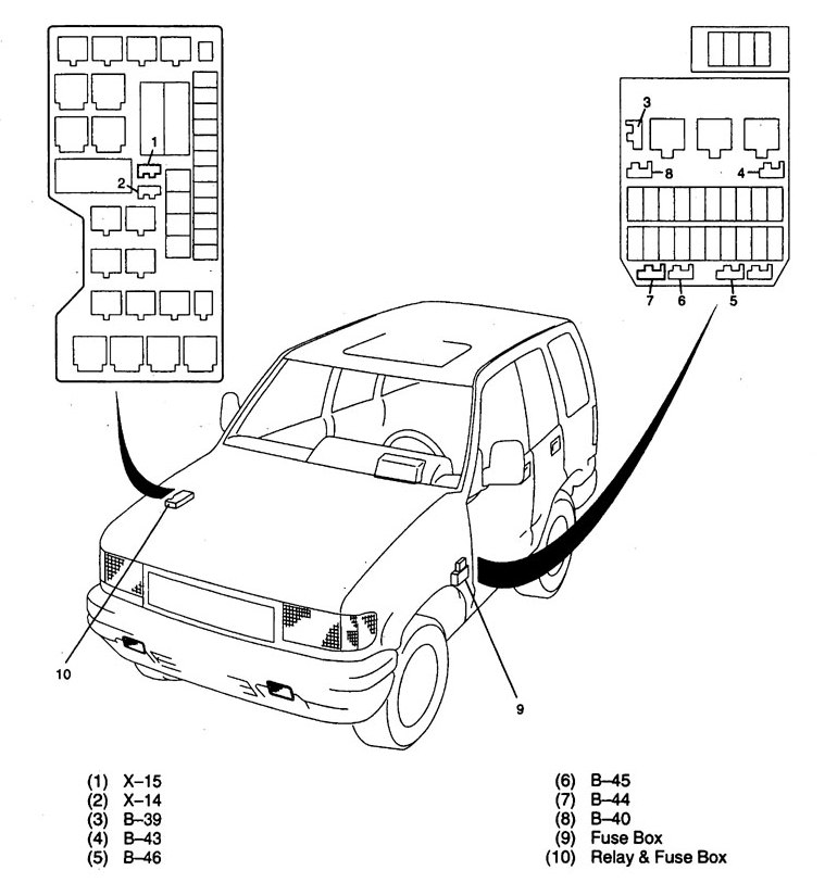 1998 Odyssey Ignition Diagram