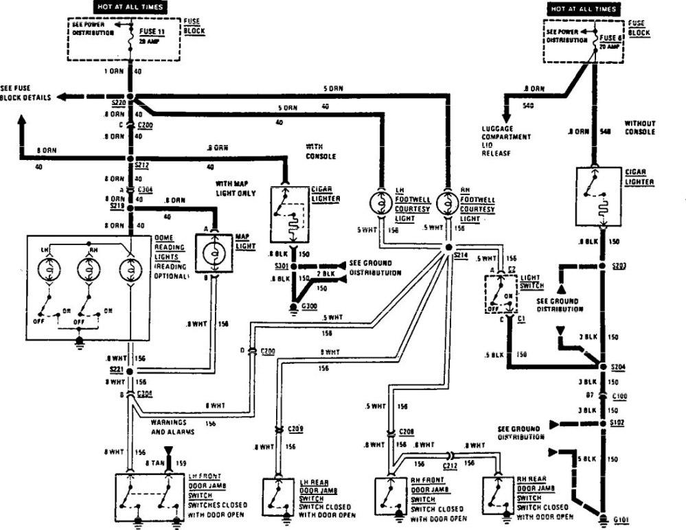 medium resolution of 1998 acura slx radio wiring diagram