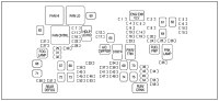 Chevrolet Tahoe (2007)  fuse box diagram - CARKNOWLEDGE