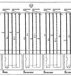 mercedes 190e wiring diagram power seat part 2  [ 1105 x 725 Pixel ]
