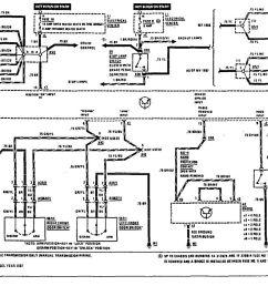 mercedes benz 190e 1990 1991 wiring diagrams security anti theft [ 1119 x 830 Pixel ]