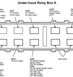 acura nsx wiring diagram engine compartment relay box a [ 1330 x 874 Pixel ]
