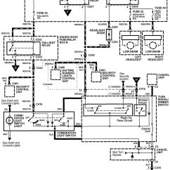 2005 Crf50 Wiring Diagram Single Voice Coil Acura Nsx Diagrams Headlamp Switch