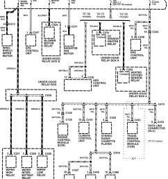 2002 honda cr v wire harness diagram wiring diagram centre 2005  [ 1320 x 1665 Pixel ]