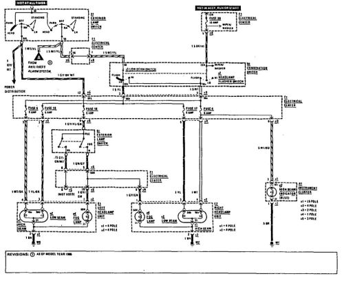 small resolution of 1983 mercedes 380sl vacuum diagram mercedes auto wiring mercedes 300e wiring diagrams mercedes ignition diagram