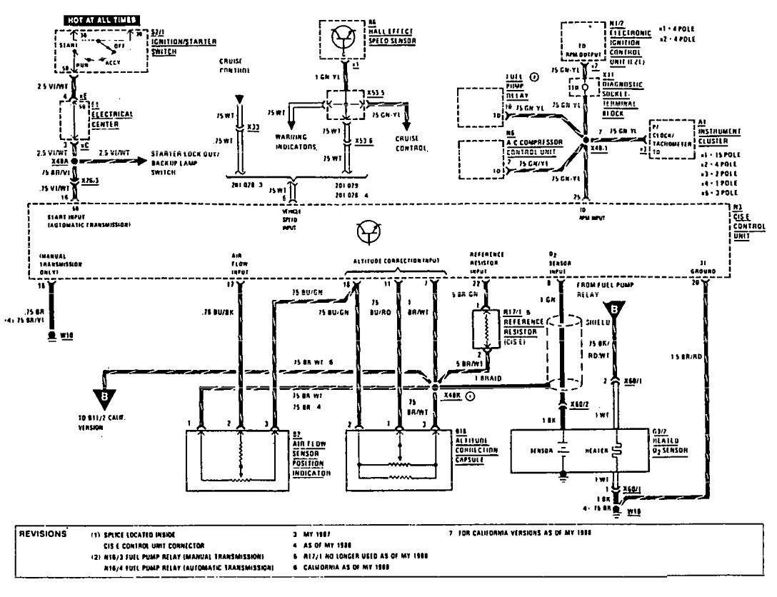 Mitsubishi Wiring Diagram