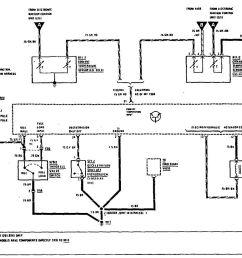 mercedes benz 190e 1990 wiring diagrams fuel controls [ 1081 x 825 Pixel ]