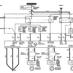 Mercedes Wiring Diagrams Ge Location Of Fuse Box Gl Starter Relay