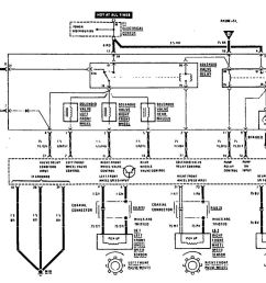 mercedes benz 190e 1990 1991 wiring diagrams brake 2008 mercedes c300 fuse box chart 2001 mercedes [ 1079 x 775 Pixel ]