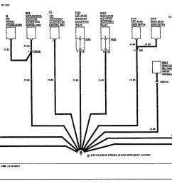 mercedes 300d window switch wiring diagram [ 1125 x 821 Pixel ]
