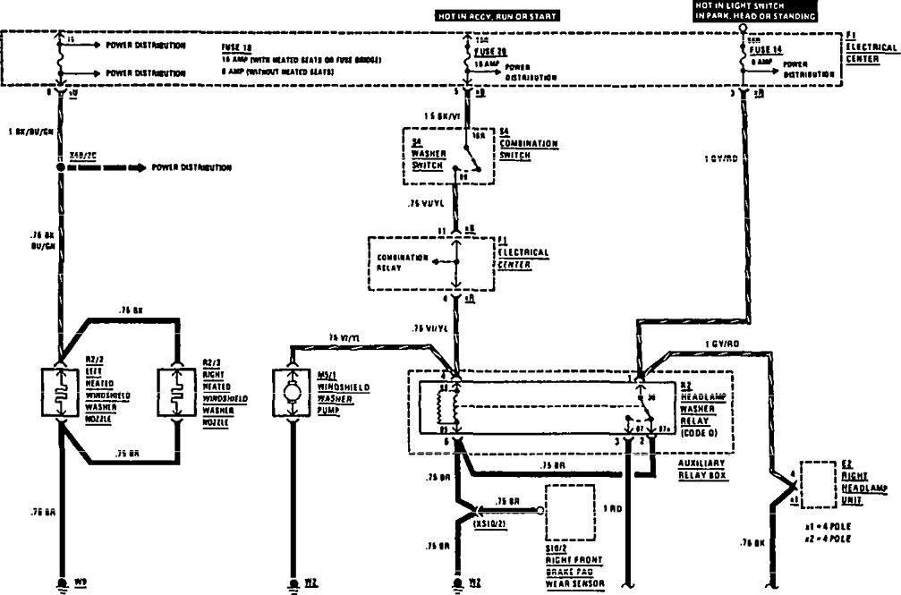 Wiring Diagram 1992 Acura Vigor. Acura. Auto Wiring Diagram
