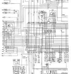 Ecu Wiring Diagram Mercedes Square D Pressure Switch 190e 1992 Diagrams Ignition