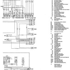 Car Ignition System Wiring Diagram Simplicity Landlord Mercedes 190e 1992 Diagrams
