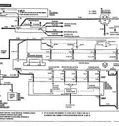 mercedes benz 190e 1990 wiring diagrams speed controls [ 1092 x 853 Pixel ]