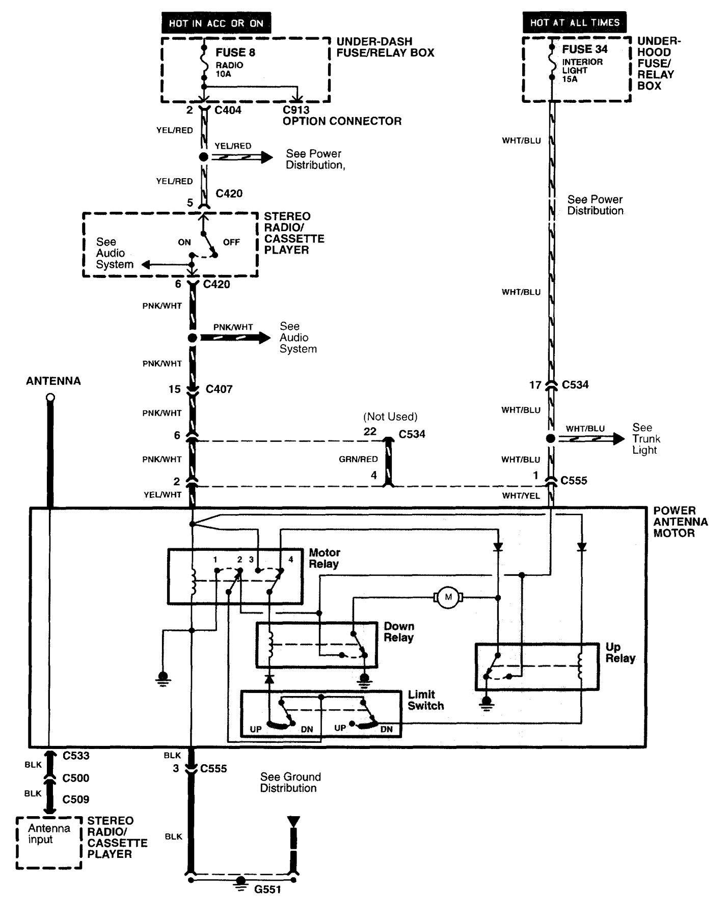 2001 western star wiring diagram