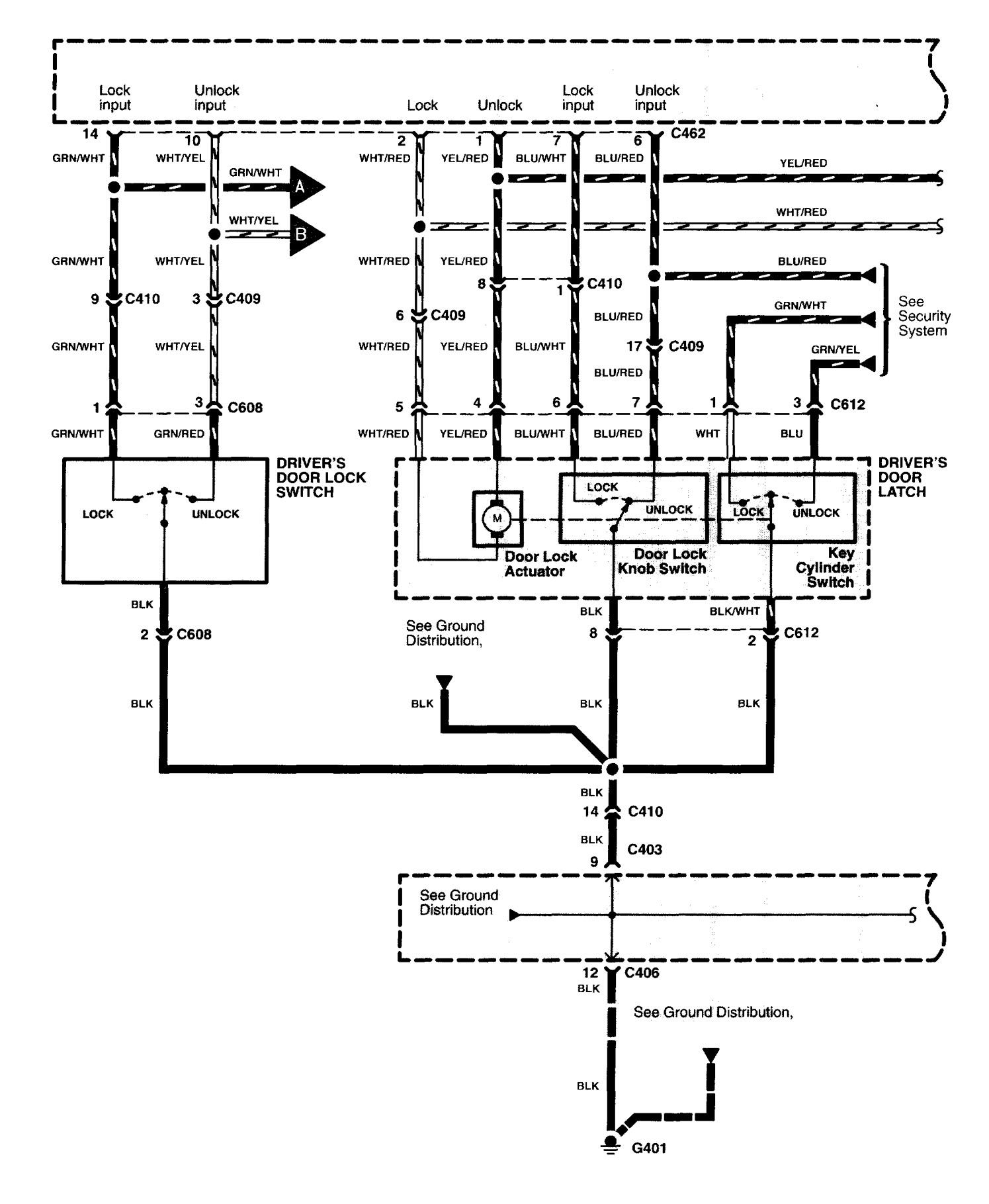Acura 2008 Wiring Diagram - Wiring Diagram Directory on