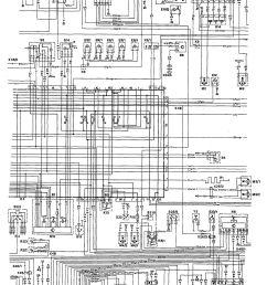 mercedes 190e workshop manual download mercedes benz 300e 1990 1991 wiring diagrams power distribution carknowledge 1986  [ 1425 x 1803 Pixel ]