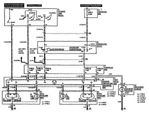 1990 Mercedes 260e Wiring Diagram | Wiring Library