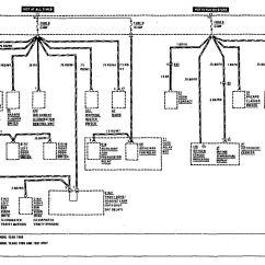 Mercedes Benz W124 Wiring Diagram 2002 Jeep Wrangler Ignition Switch Diagrams Peachparts Shopforum