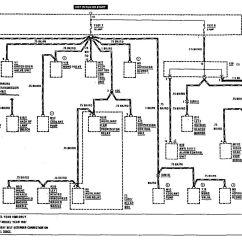 Mercedes Benz Sl500 Wiring Diagram 2005 Chrysler 300 Radio 1990 500sl Electrical