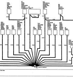 mercedes benz 300ce wiring diagram ground distribution part 5 [ 1225 x 889 Pixel ]