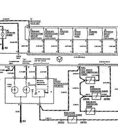 mercedes benz 300e 1990 1991 wiring diagrams hvac mercedes benz 300 mercedes 300 sel [ 1209 x 813 Pixel ]