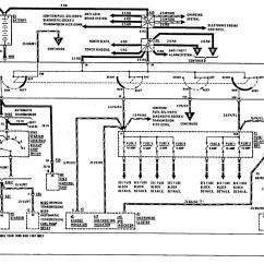 Mercedes Benz Radio Wiring Diagram Towing Uk 190e Electrical Download