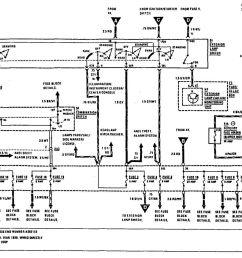 mercedes benz 300e 1990 1991 wiring diagrams power distribution carknowledge 1989 mercedes benz 300e wiring diagram [ 1191 x 887 Pixel ]