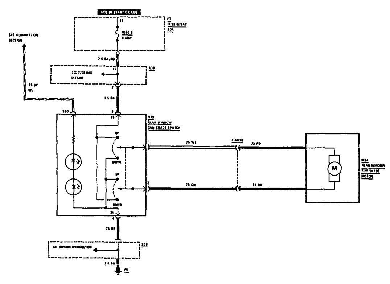 1991 Mercedes 300d Vacuum Diagram Wiring