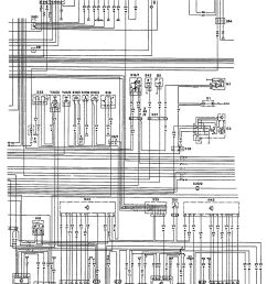 mercedes benz 300ce 1992 1993 wiring diagrams starting [ 1261 x 1567 Pixel ]
